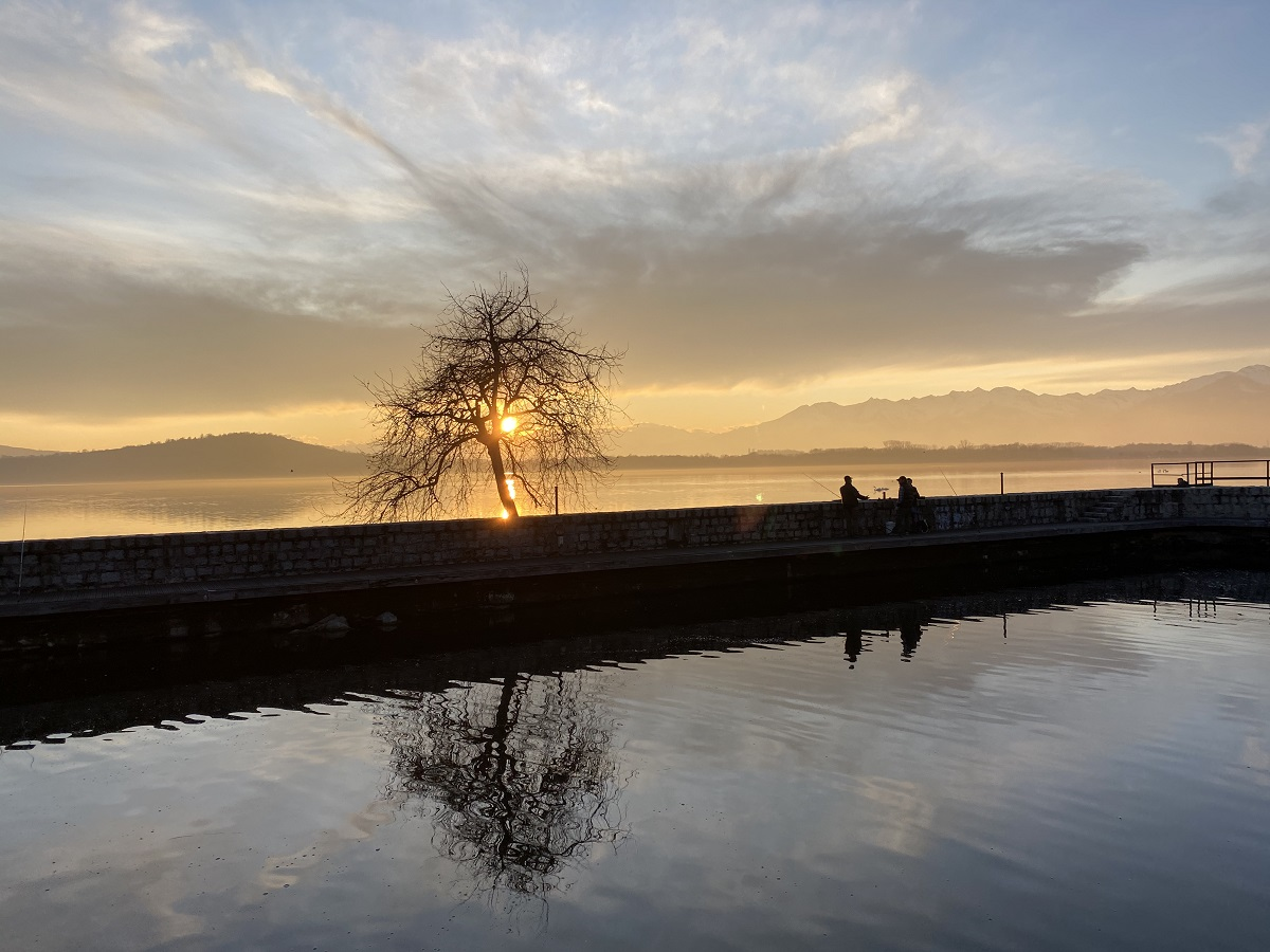 Alla scoperta del Lago di Viverone con Andrea Varetto