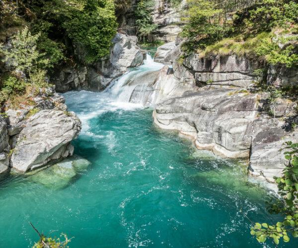 Gli Orridi di Uriezzo, un magico canyon scolpito dalla natura